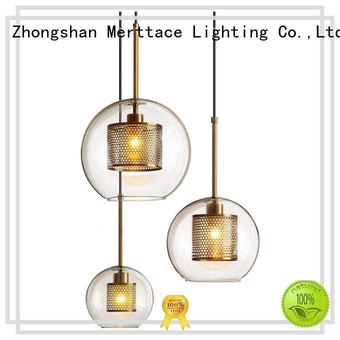 black iron pendant lamp directly sale for hotel