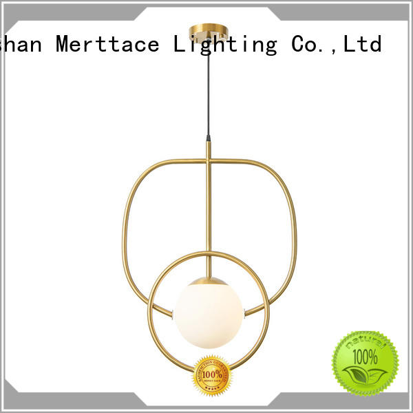 Merttace hanging pendant lamp supplier for living room