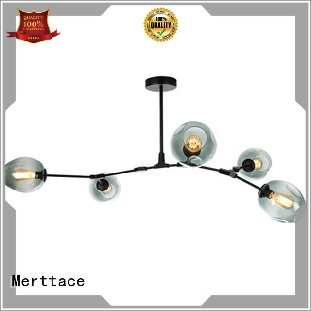 Merttace three head modern pendant lamp directly sale for hotel