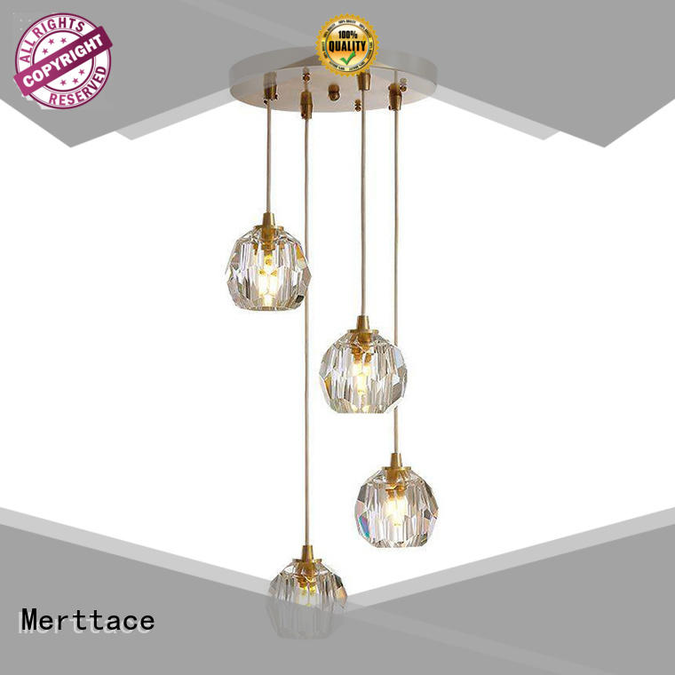 Merttace special shaped contemporary pendant lights design for living room