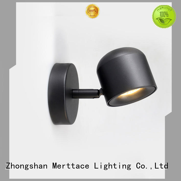 Modern Design Shaking Head Led Wall Lamp M40149