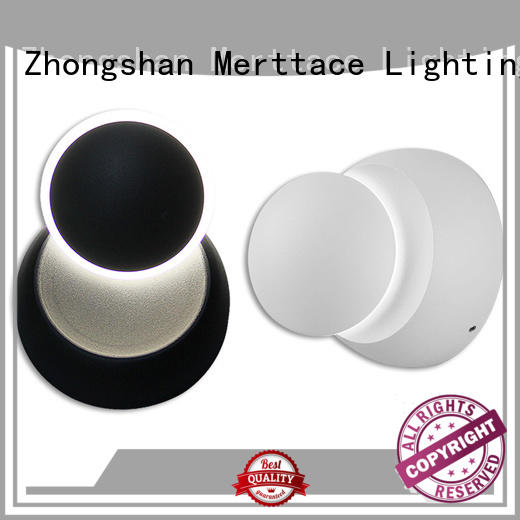 Merttace hotel wall lamp lighting supplier for indoor decoration