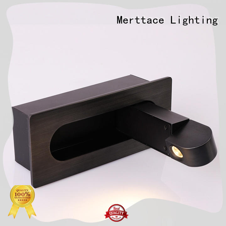 Merttace reading wall mount plug in lamp wholesale for indoor decoration