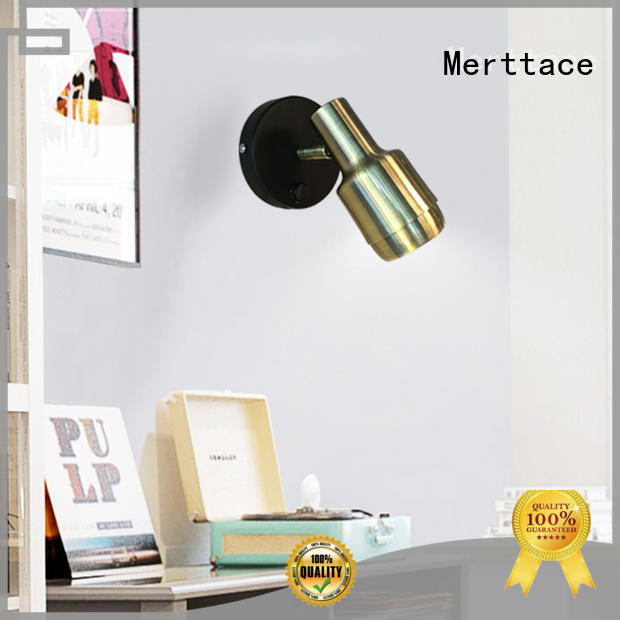 Merttace bedside wall lights directly sale for indoor decoration