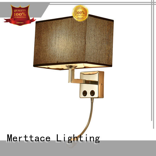 Merttace wall mount plug in lamp wholesale for aisle
