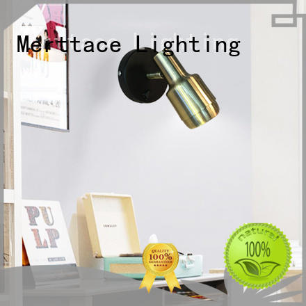 Merttace wall mount plug in lamp customized for restaurant