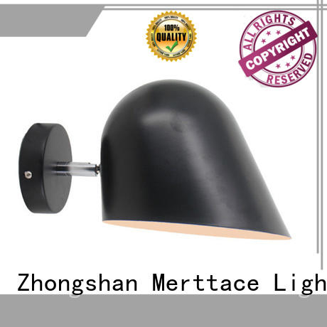 Merttace sconce wall light manufacturer for aisle