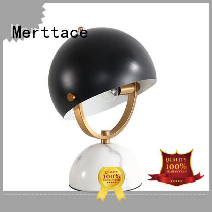 Merttace custom side table lamp suppliers for home decoration