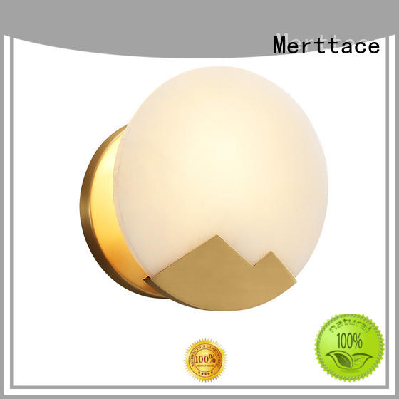 Merttace sconce light with good price for indoor decoration