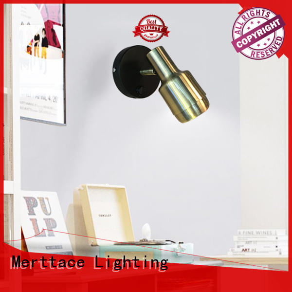 Merttace fashion wall lamp lighting series for aisle