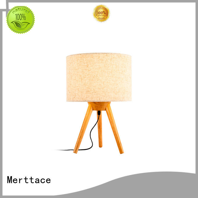 Merttace two-stage side table lamp directly sale for home decoration