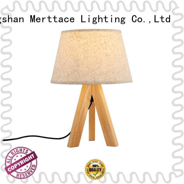 Merttace unique design desk light supplier for reading