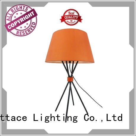 acrylic side table lamp supplier for home decoration