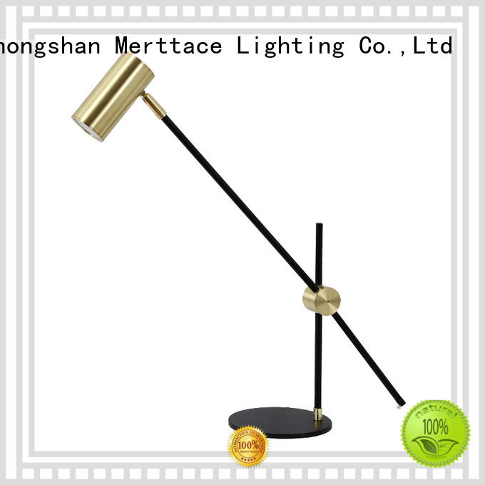 Merttace table light with good price for bedroom