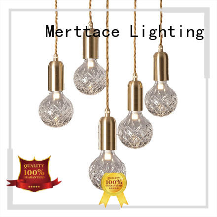 Merttace nordic interior pendant lights directly sale for living room