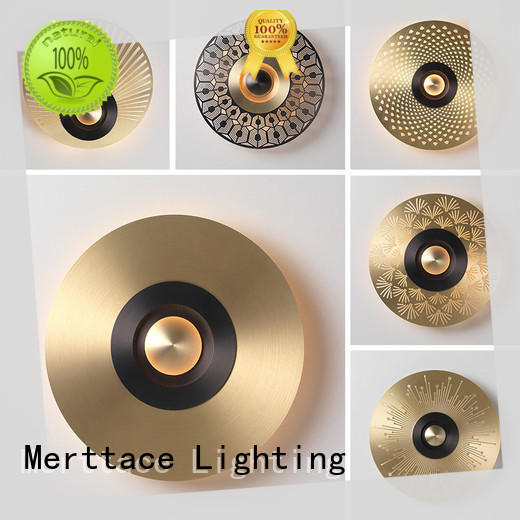 Merttace attractive wall lamp lighting customized for indoor decoration