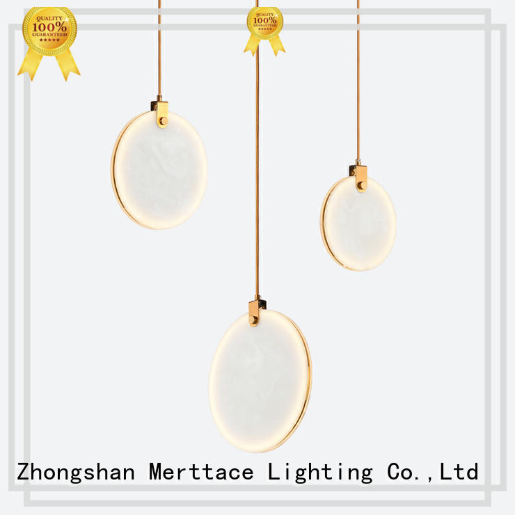 Merttace three head modern hanging lights with good price for restaurant