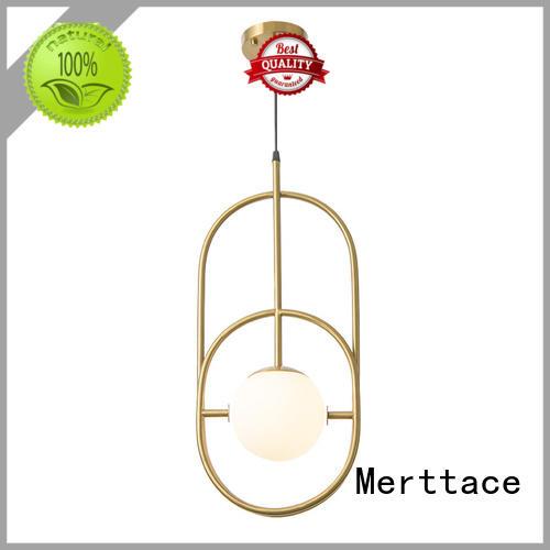 Merttace pendant light fitting design for hotel