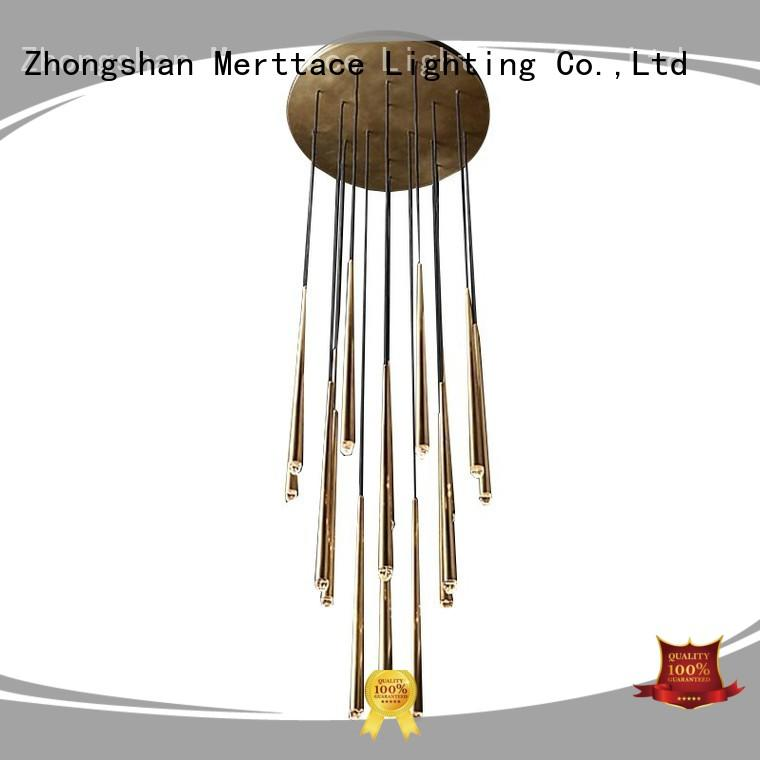 Merttace beautiful modern hanging lights directly sale for indoor decoration