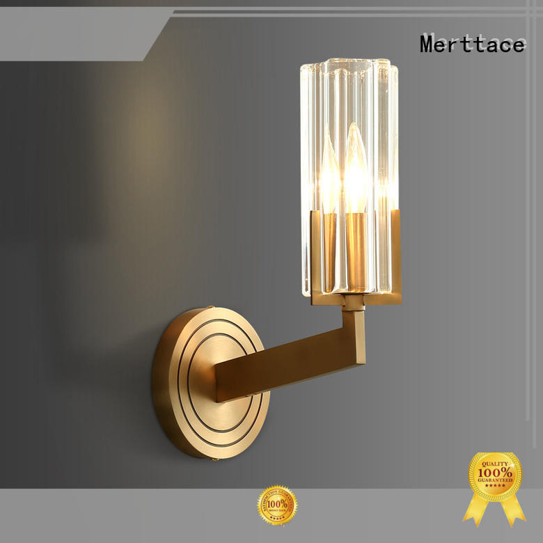 Merttace light wall mounted lamps directly sale for indoor decoration