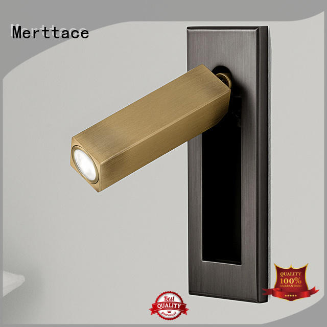 Merttace sconce bedside wall lights factory for living room