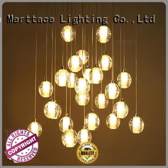 wood pendant light fitting manufacturer for hotel