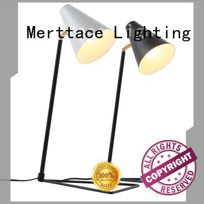 metal arm bedside table lights wholesale for hotel