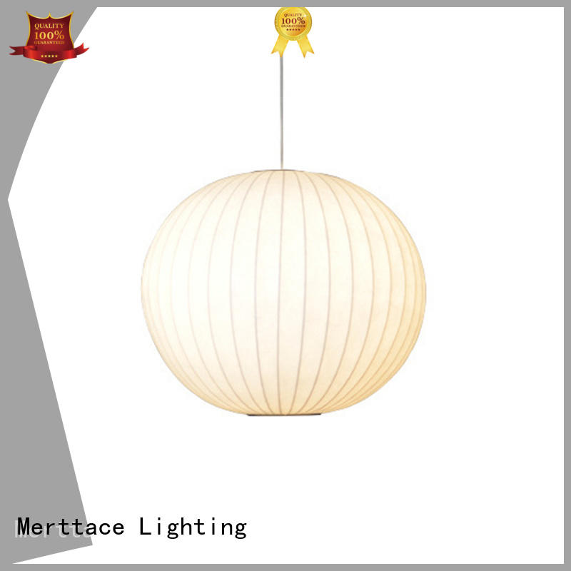Merttace frosted glass square interior pendant lights with good price for hotel