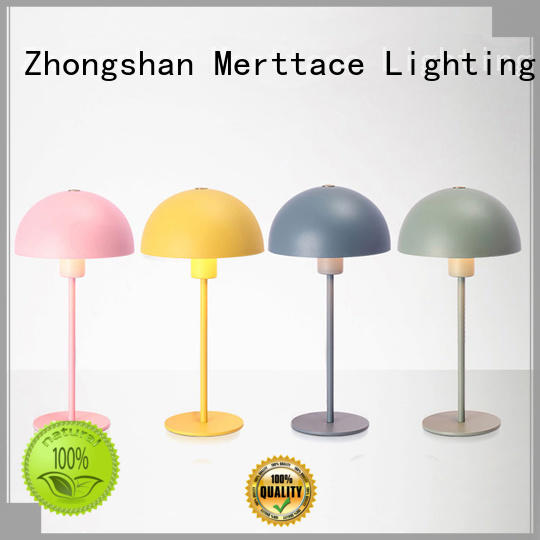 multi-shaped night table lamps directly sale for hotel