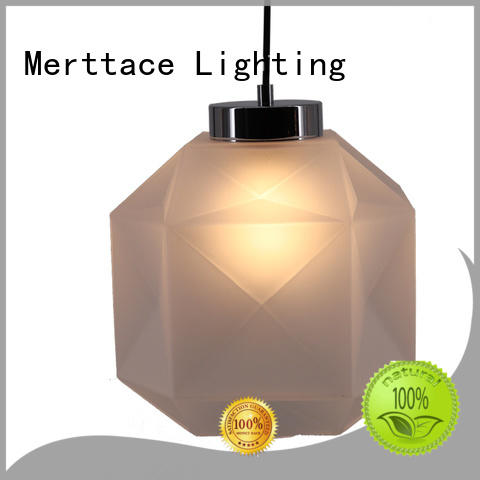 Merttace opal white pendant light fixtures wholesale for hotel