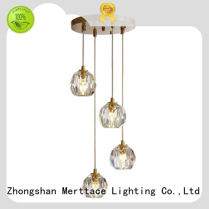 Merttace beautiful modern hanging lamps directly sale for living room