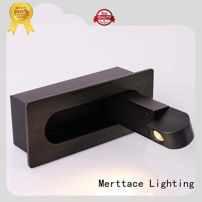 led sconce wall light dual customized for restaurant