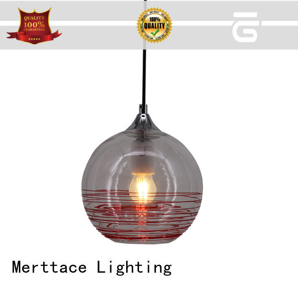 vintage hanging lamps wholesale for hotel Merttace