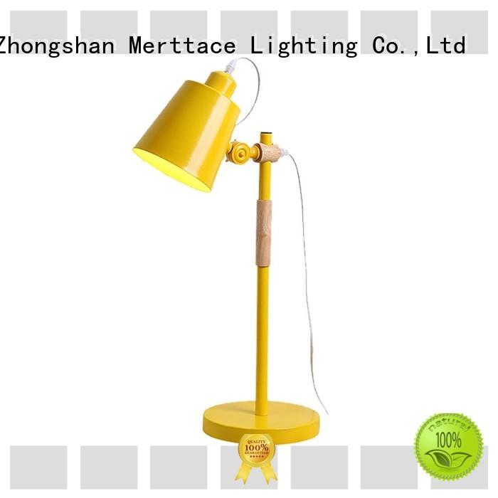 Merttace night table lamps design for bedroom