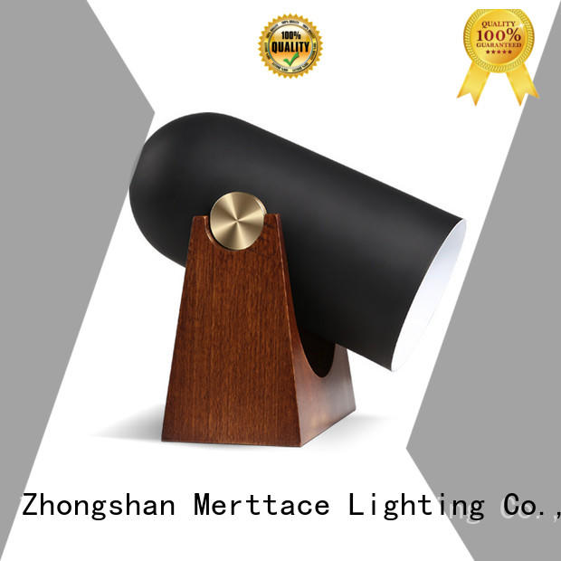 two-stage end table lamps design for home decoration