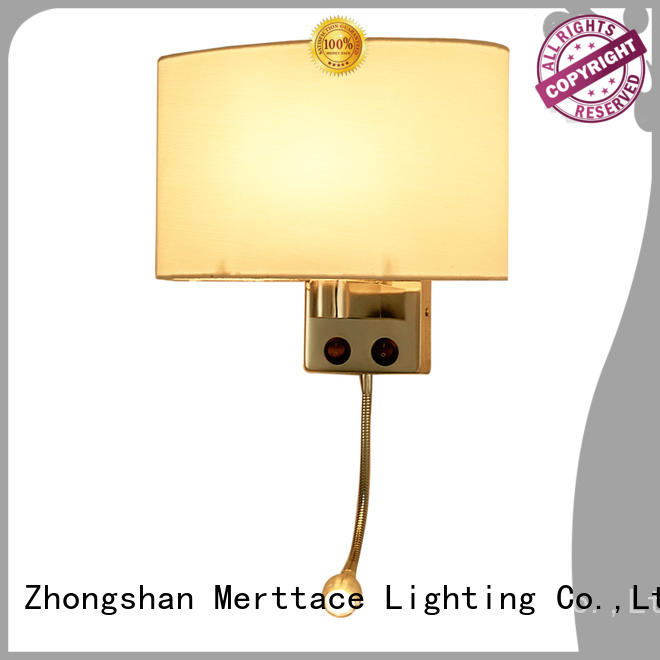 dual head wall mounted lamps directly sale for aisle