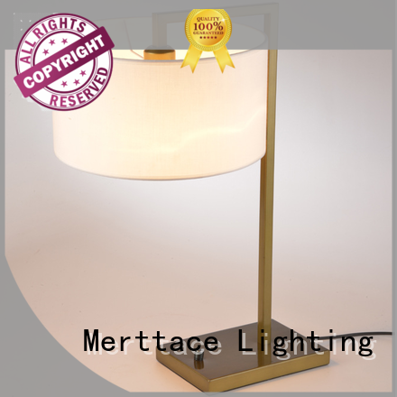 Merttace night table lamps customized for hotel