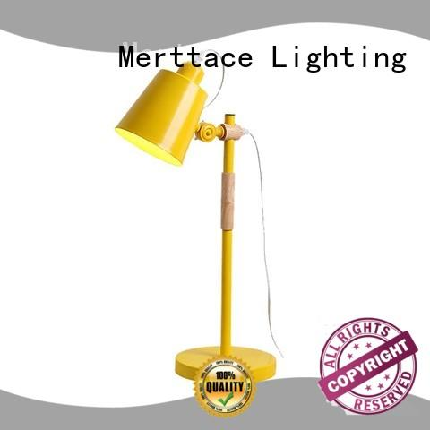 Merttace attractive bedside table lights wholesale for home decoration