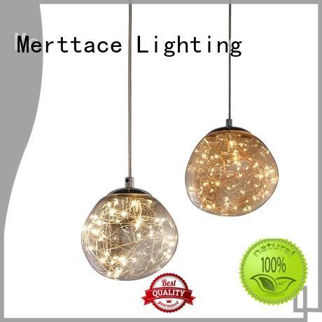 Merttace indoor pendant lighting customized for restaurant