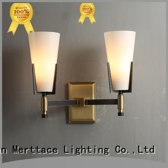 Merttace wall mounted lamps factory for living room