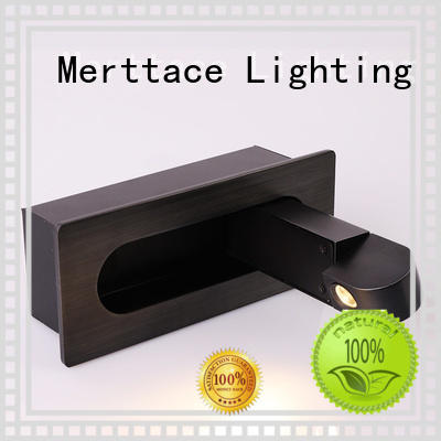 Merttace usb charging bedside wall lights with good price for indoor decoration