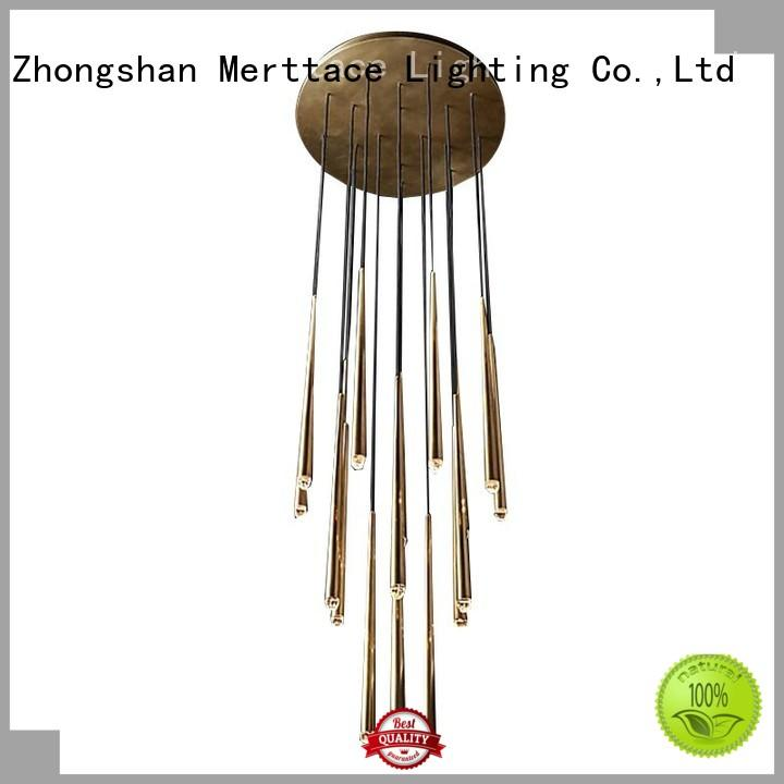 Merttace modern hanging lamps customized for restaurant