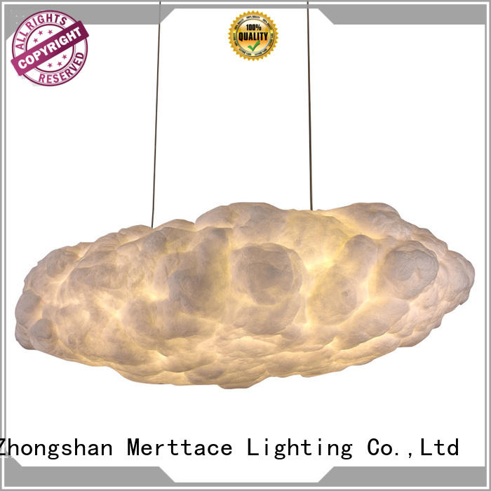 Merttace three head modern hanging lamps wholesale for bedroom
