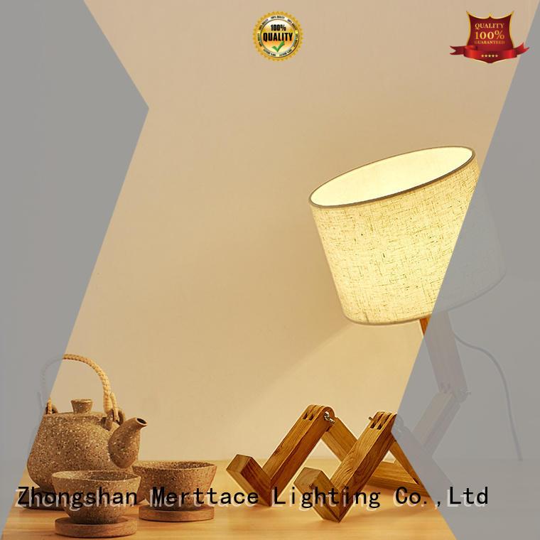 Merttace unique design night table lamps wholesale for home decoration
