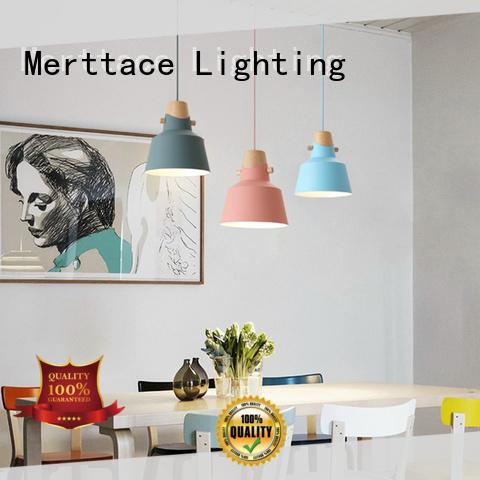 Merttace pendant light fitting design for restaurant
