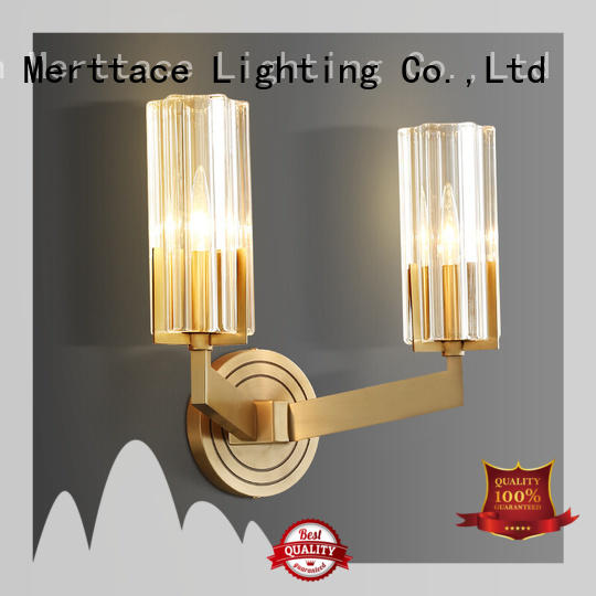 Merttace design wall lamp lighting customized for living room