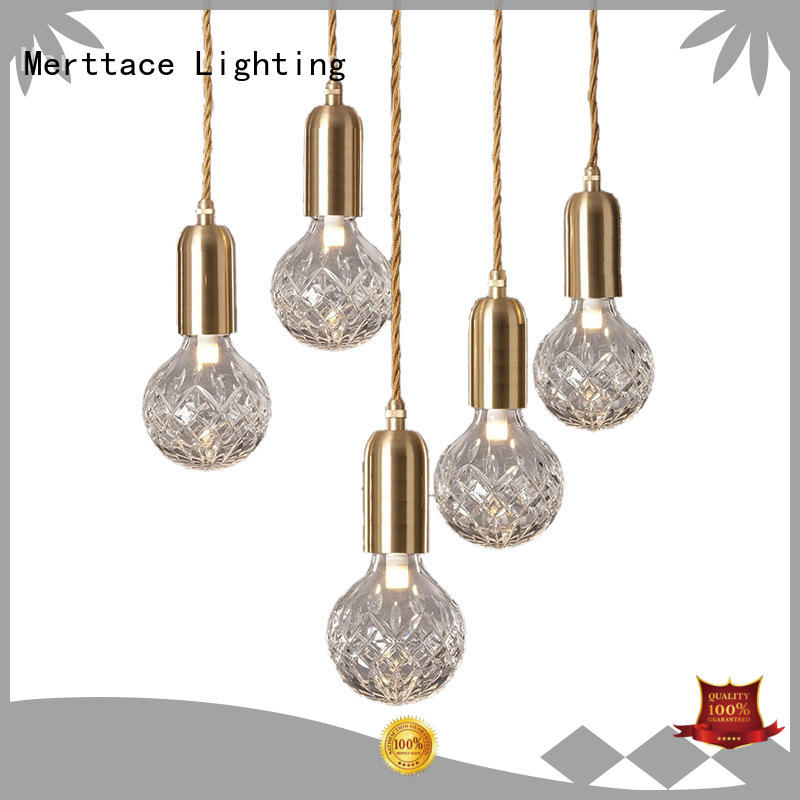 Merttace contemporary pendant lights with good price for bedroom