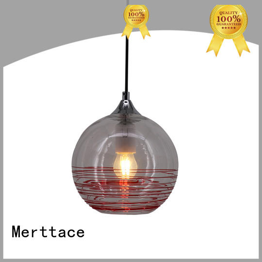 Merttace fashion interior pendant lights customized for hotel