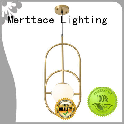 Merttace three head contemporary pendant lights customized for bedroom
