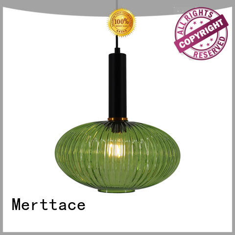 Merttace beautiful pendant light fitting wholesale for bedroom